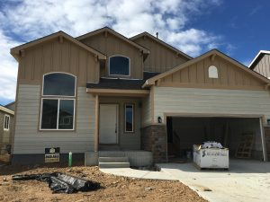 Homebuilding in Colorado Springs