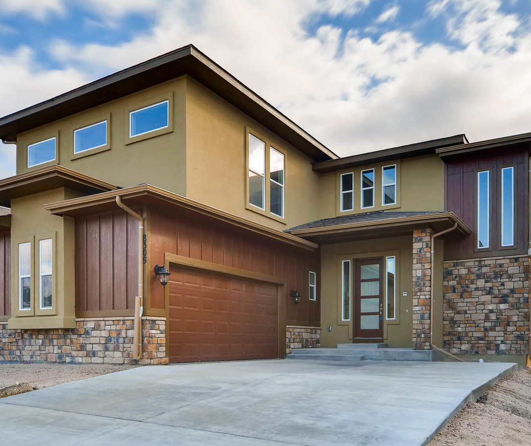 Saint aubyn homes reviews homemade ftempo for Ranch model homes